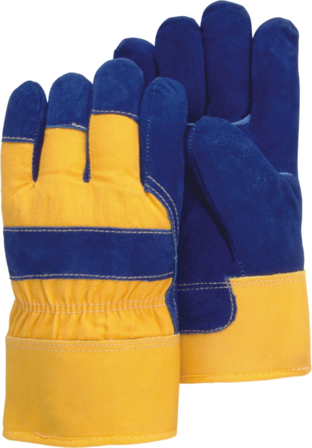 Leather work gloves drawstring -  Viz Ociates Por Leather Gloves Work